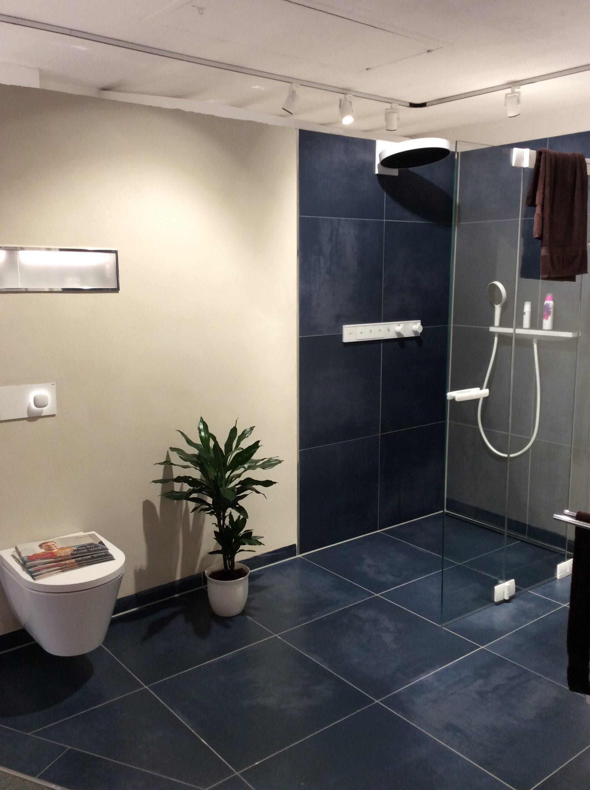 Dusch-Anlage
